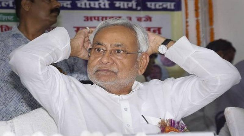 nitish told that he will not hold the seat of cm