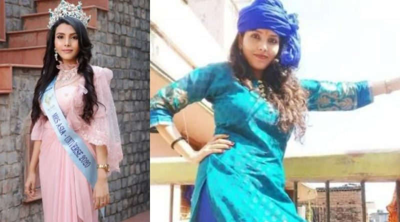 richa sharma became mrs universe bihar patna