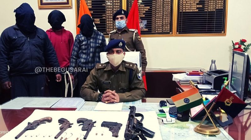 Begusarai Police