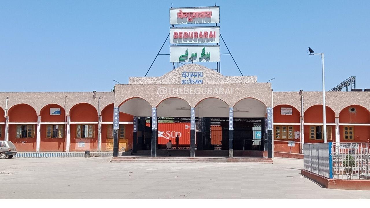 Begusarai Station Airport