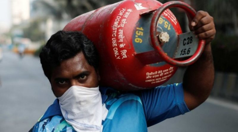 Gas cylinder without address proof