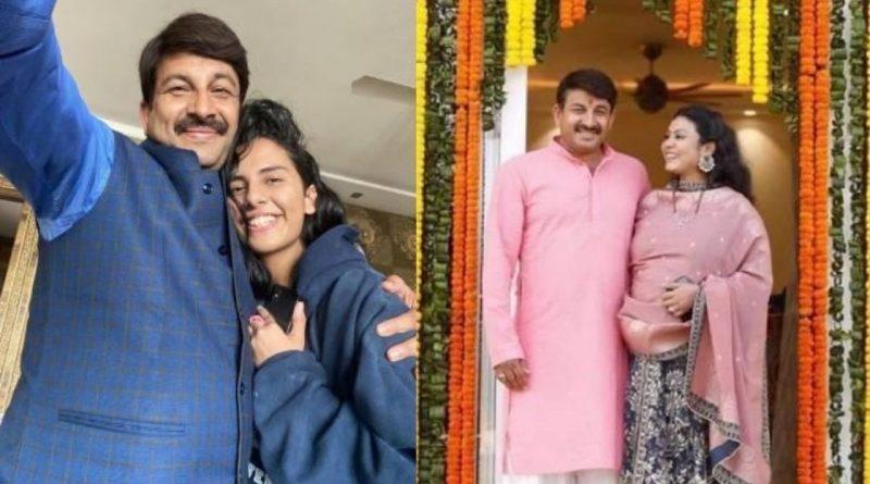 Manoj Tiwari Second Marriage