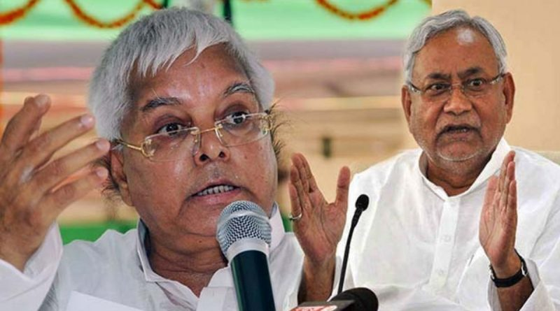 The graph of crime is increasing continuously in Bihar, crime in Nitish Raj doubled compared to Lalu Raj ...