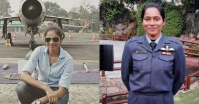 bhawna kant women air force pilot