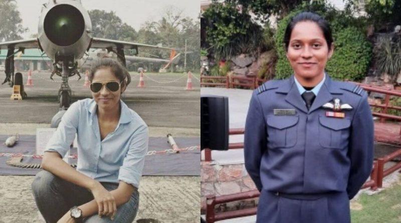 bhawna kant women air force pilot