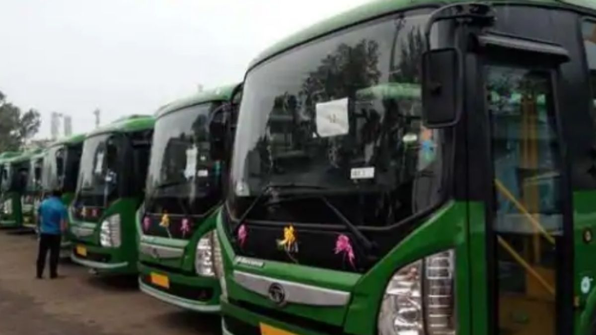 bihar electric bus