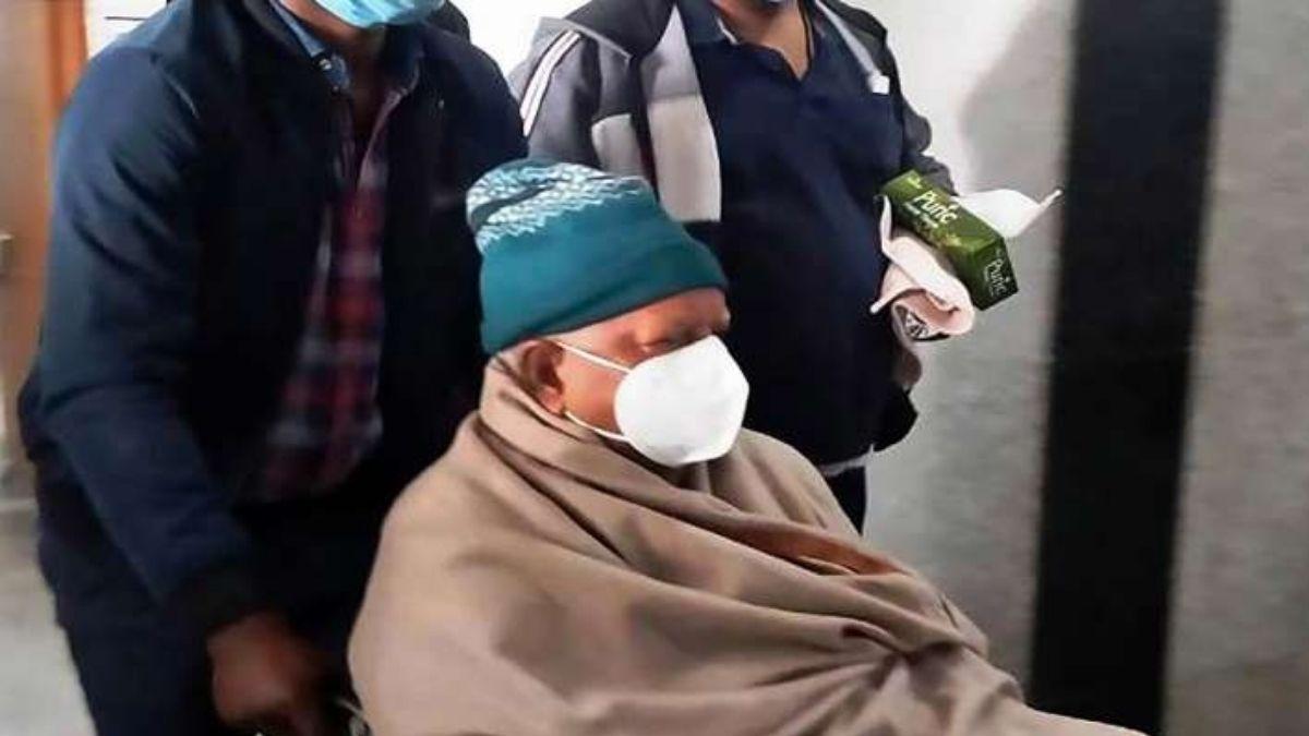 lalu yadav health become worsened