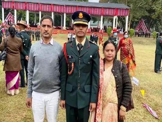 nalanda army leftinent from bihar akashdeep