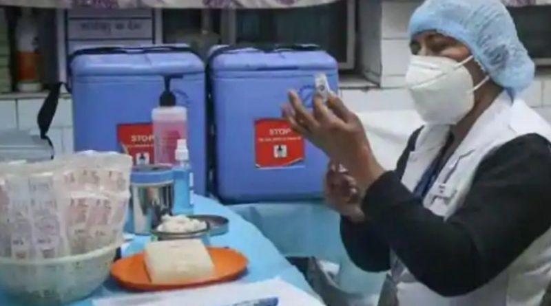 vaccination starts in begusarai bihar