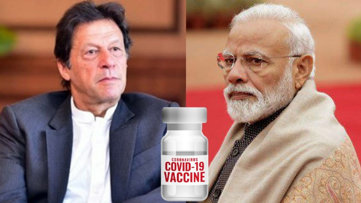 will pakistan get vaccination from india