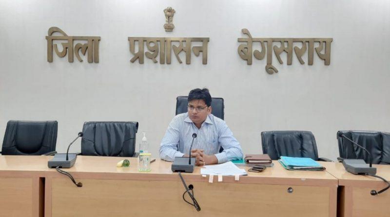 Arvind Kumar Verma IAS