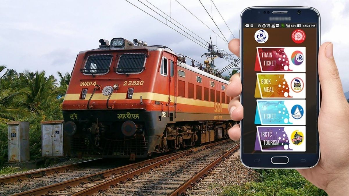 IRCTC importance of train ticket booking