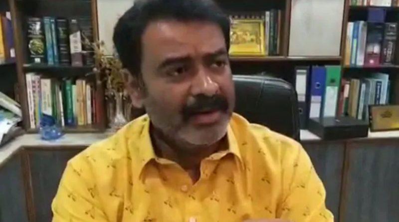 MLC Rajnish Kumar