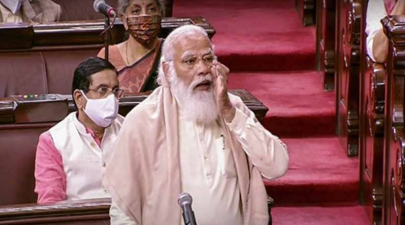 PM Modi emotional