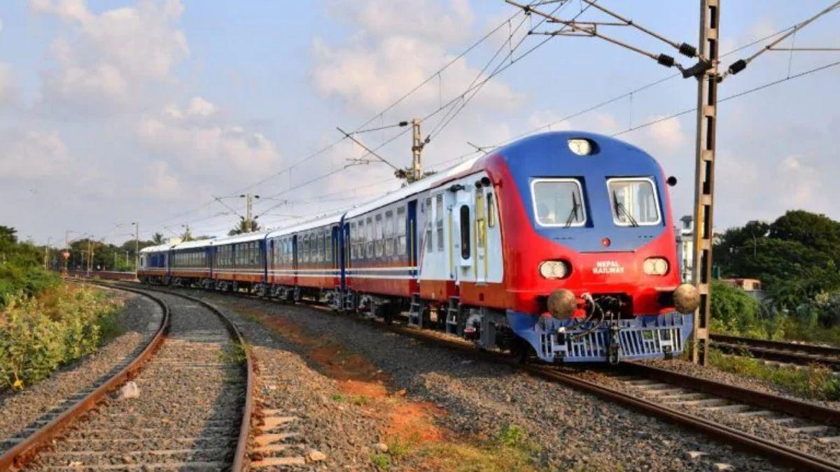 Patna High Speed Train