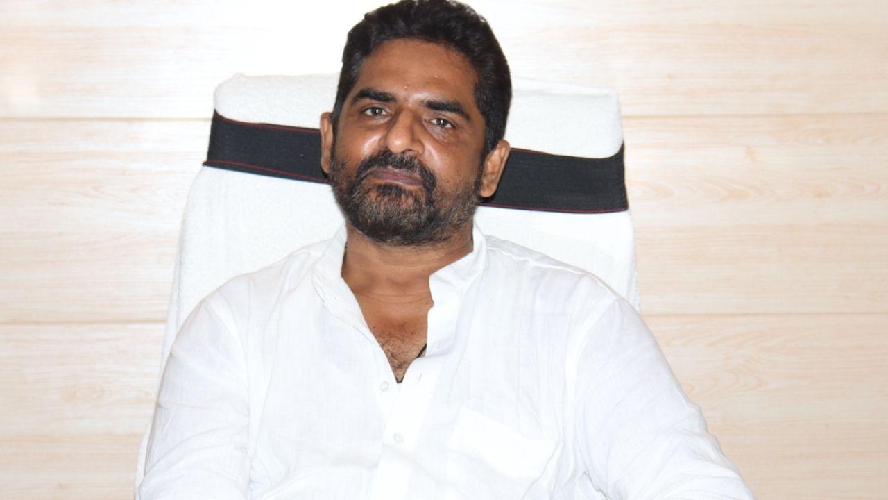 Rajkumar Singh MLA Maithani Begusarai
