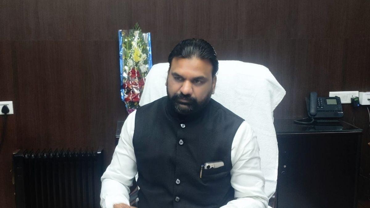 Samrat Chowdhary Minister