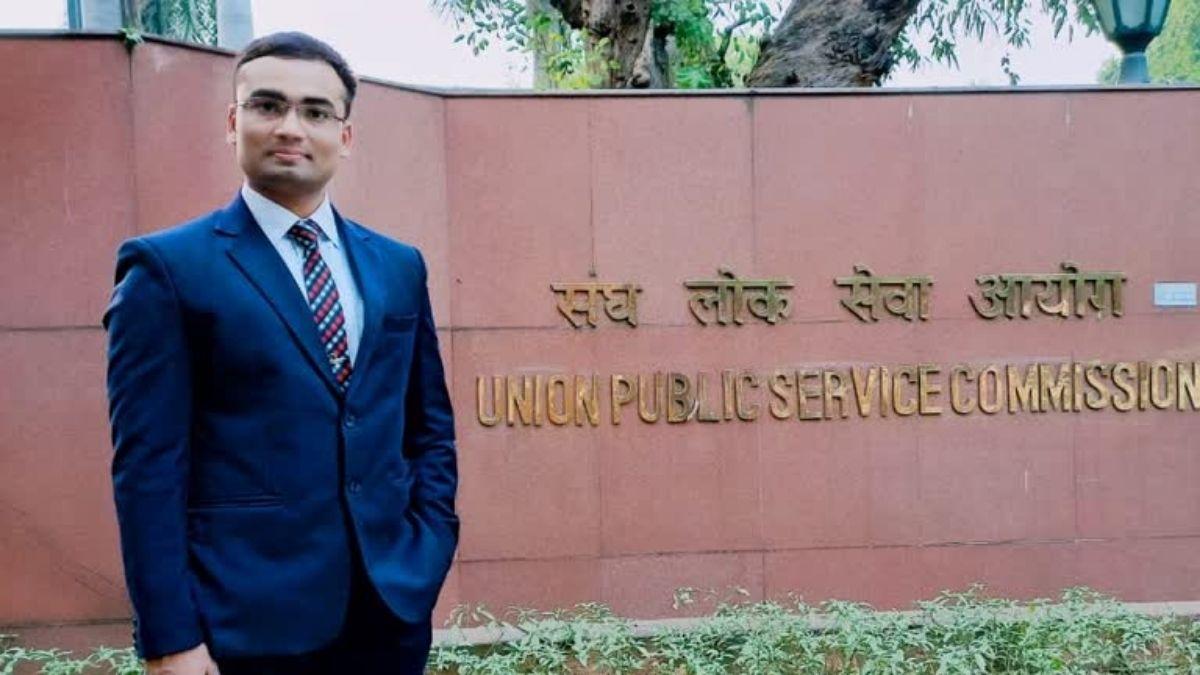 UPSC CAPF TOPPER 2019