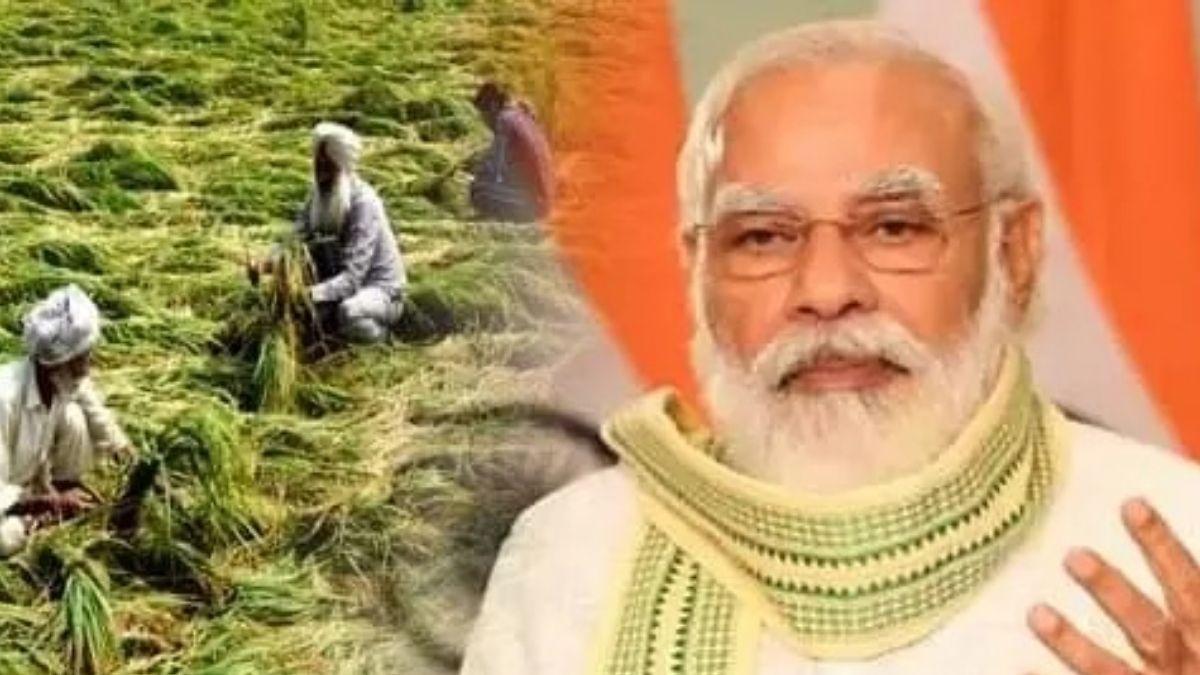 पं किसान योजना का लाभ