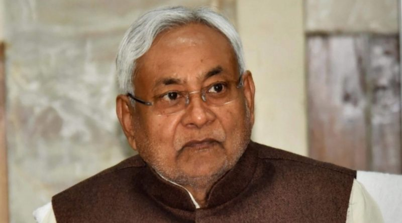 nitish government put restriction on protester