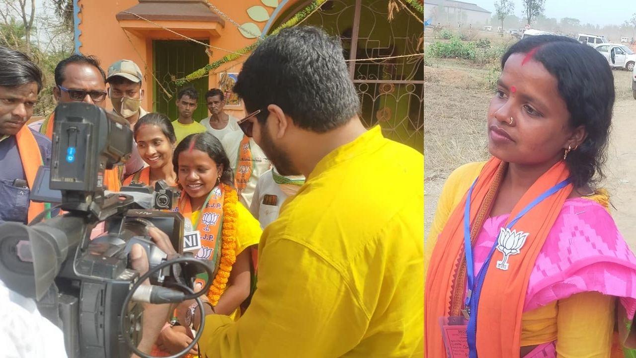 Chandana Bengal Candidate