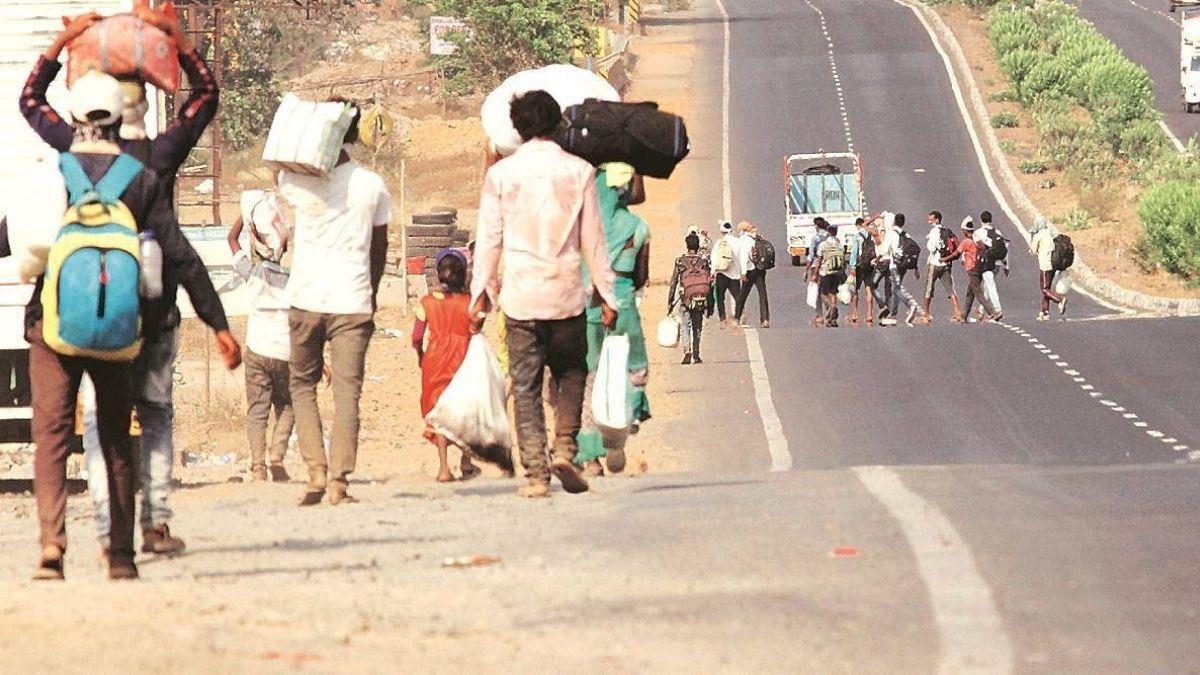 Migrant Labourers Bihar
