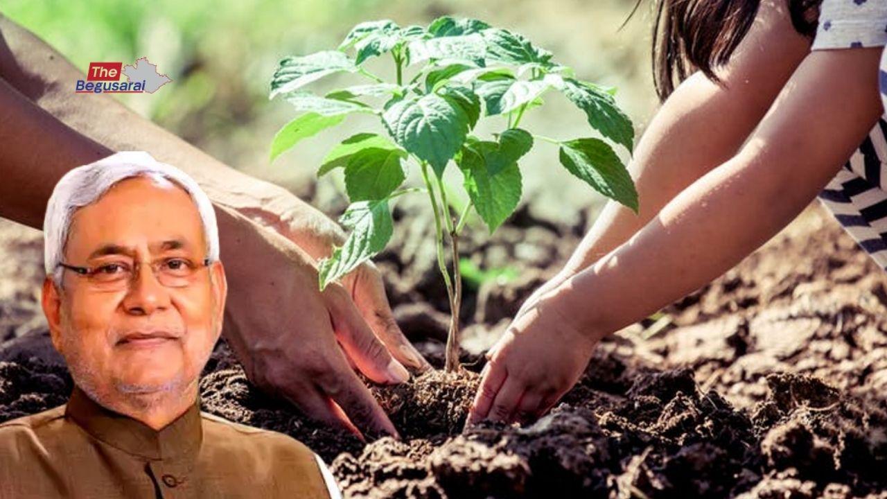 5 Cr Plantation in Bihar