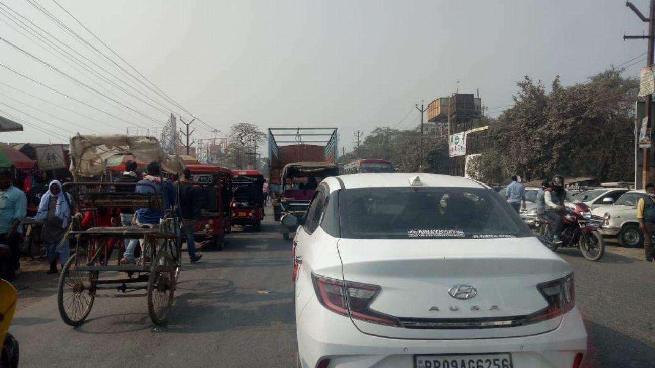 Begusarai Traffic