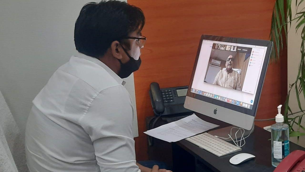 DM Virtual Meeting