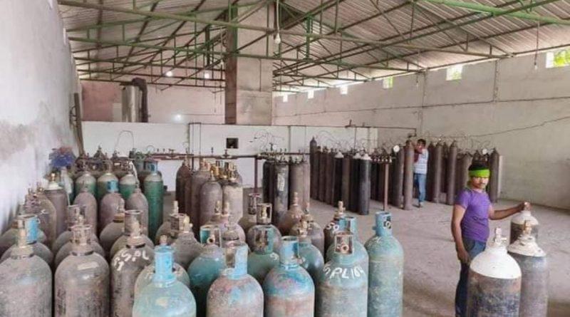 Oxygen Factory Begusarai
