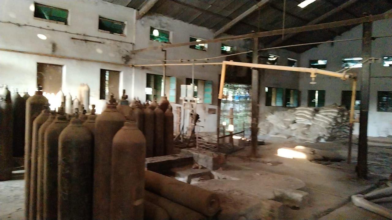 Oxygen Factory Teghra