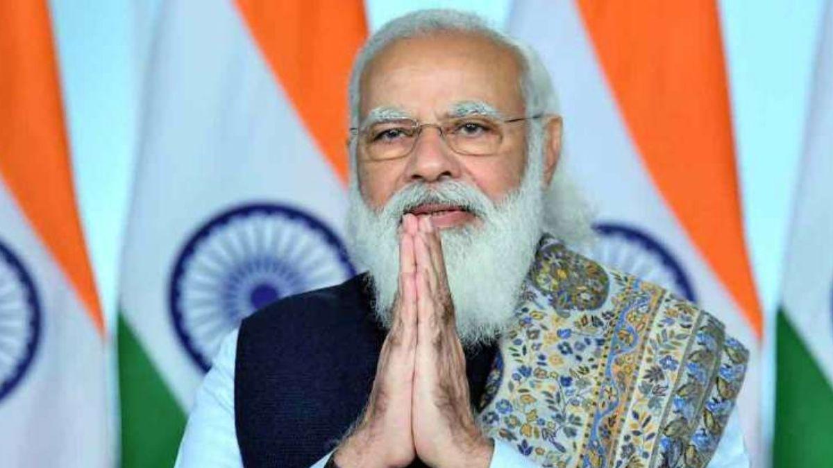 PM Modi Digitally Live