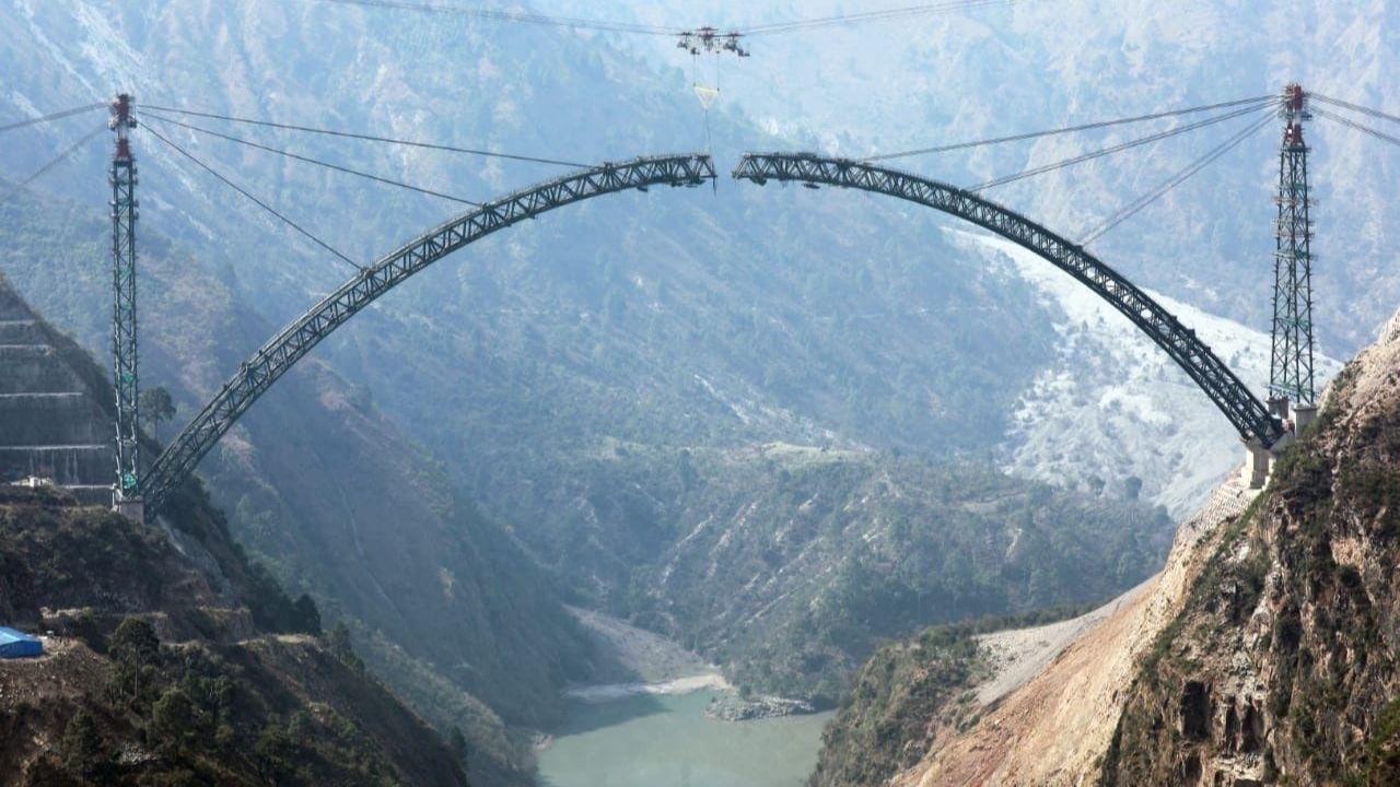 Railway Bridge Kashmir