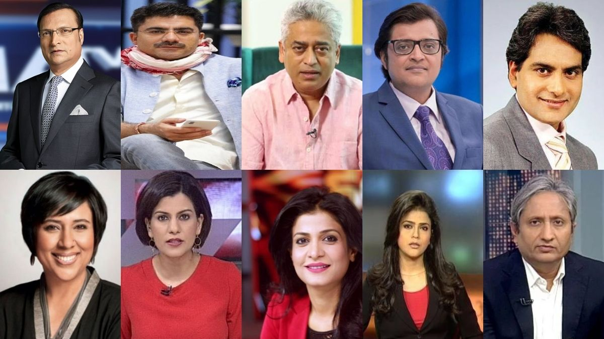 Top 10 Most earning Reporters of India