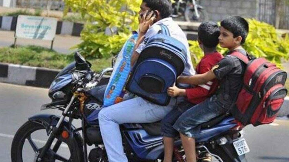 Traffic Rules Under 4 year Kids