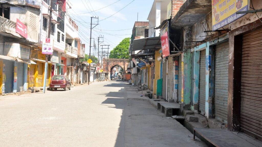 Bihar Lockdown News