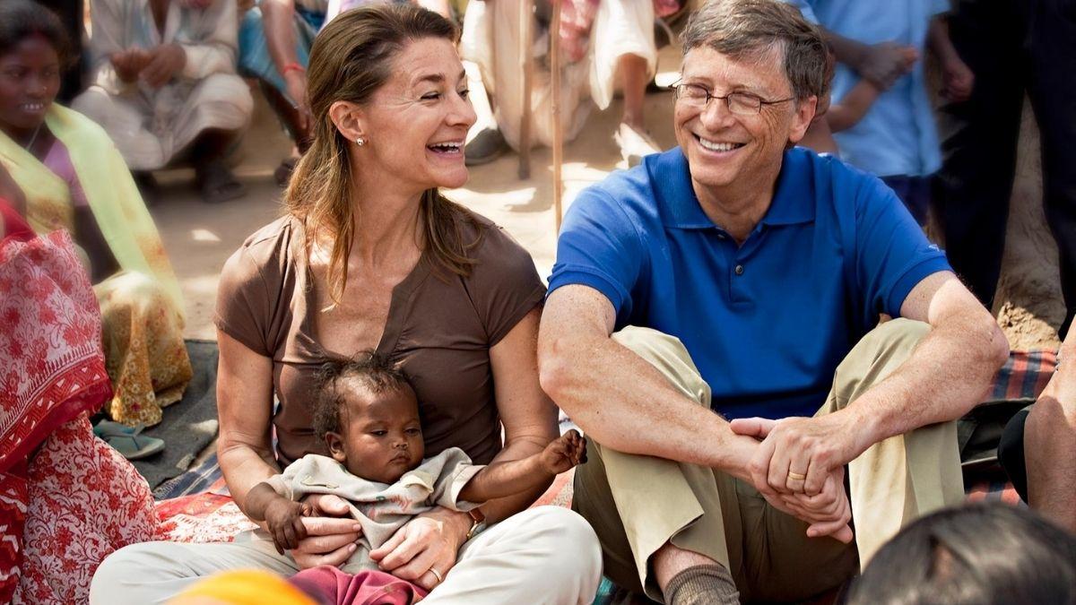 Bill and Melinda Gates Divorced