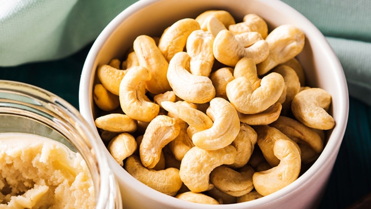 Cashew nuts from jharkhand