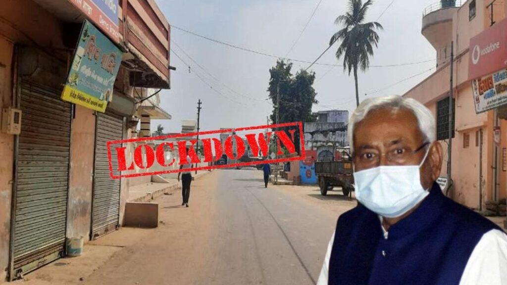 Lock Down Extended Bihar