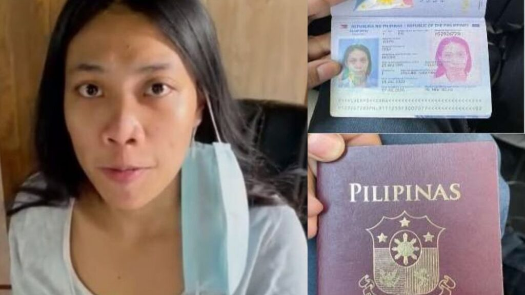 Filipina Girl to india