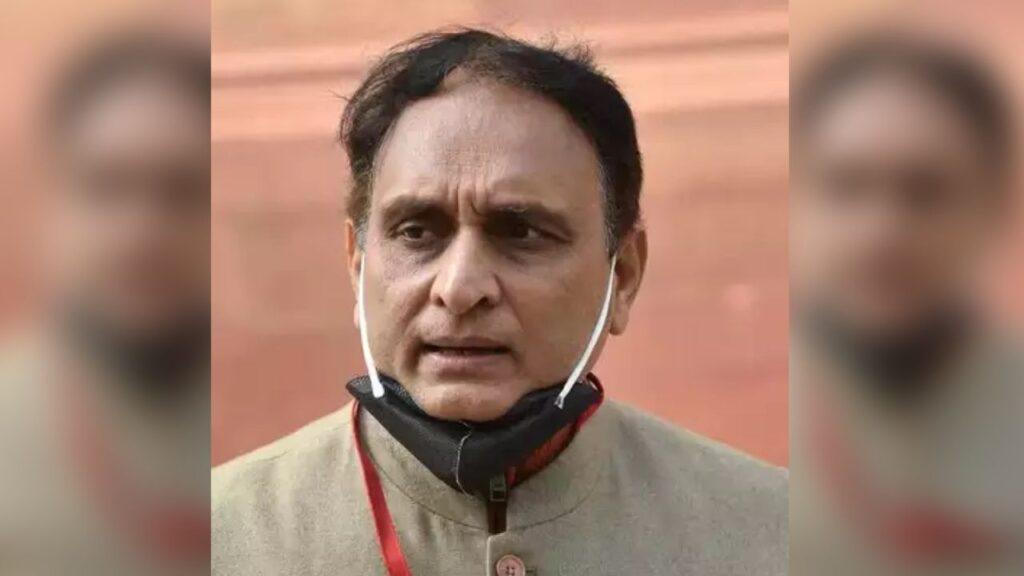Rakesh Sinha MP Begusarai