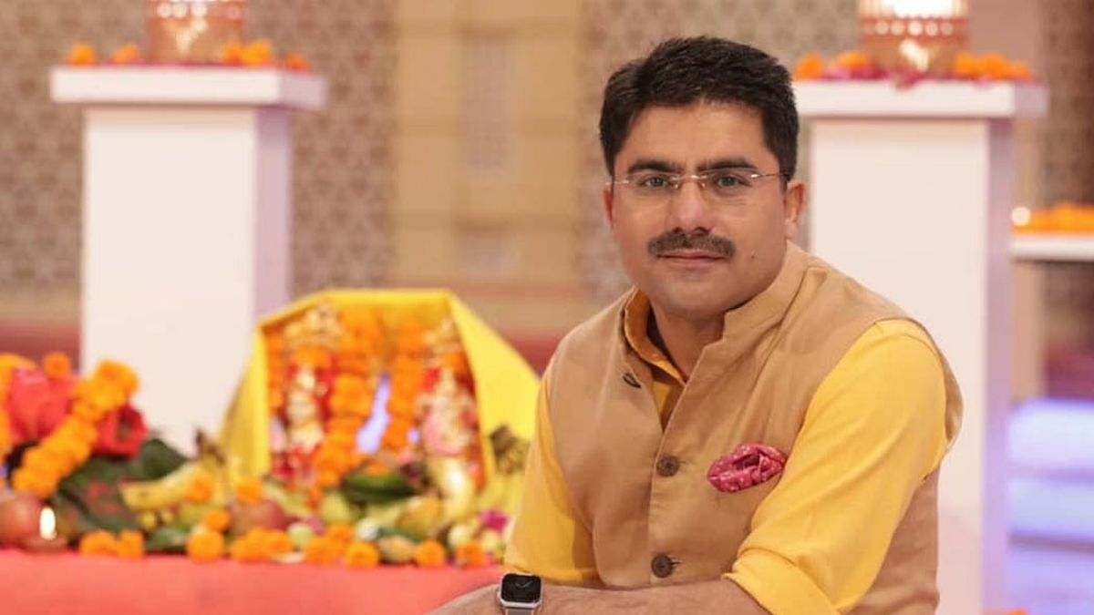 Rohit Sardana dream to be come on TV