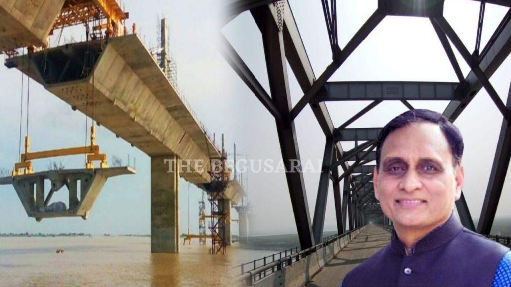 Samho Maithani Ganga Bridge