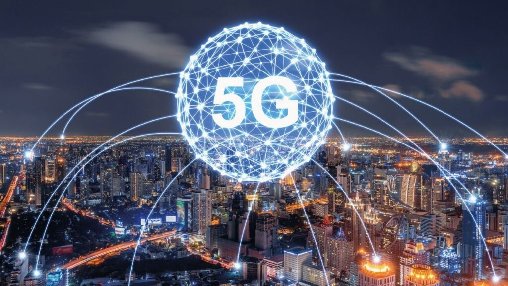 5g India in Next 5 years