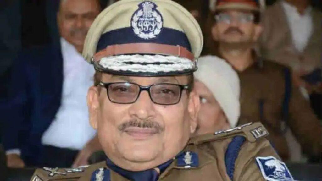 Gupteshwar Pandey Ex DGP Bihar