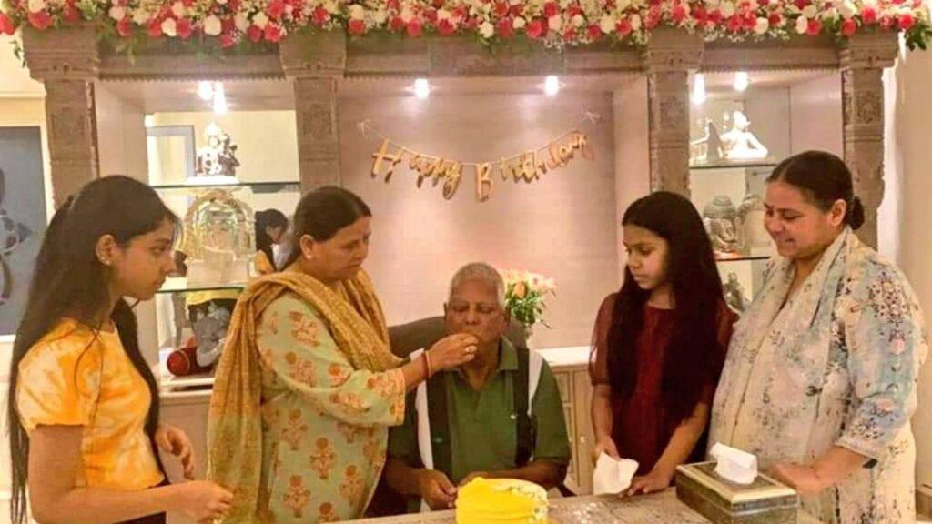 Lalu Yadav 74th Birthday