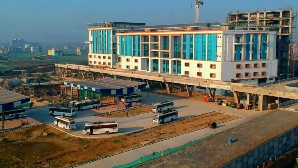 New Bus Stand Bihar