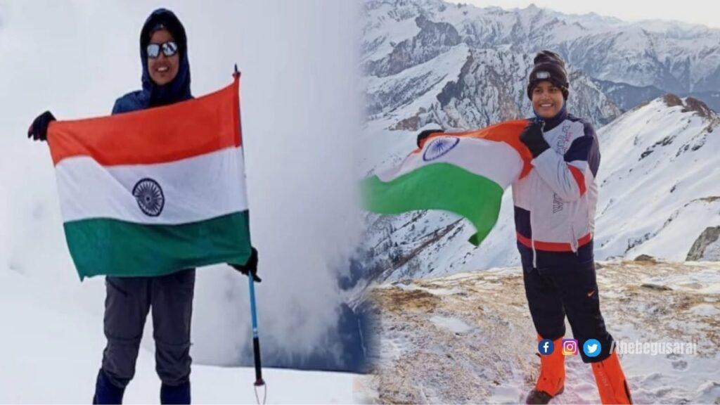 Nishu Mount Everest