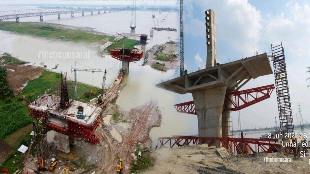 Simariya 6 Lane Bridge