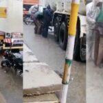 बेगूसराय में गैर कानूनी ढंग से धड़ल्ले से हो रहा है तेल कटिंग, दे रहा है हादसा को आमंत्रण